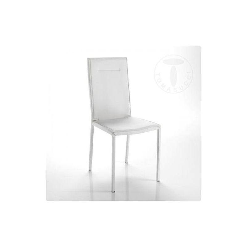 SKLUM Pack 4 sedie Mauz Marrone Moka Scegli Un Colore