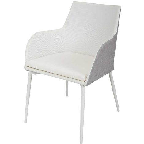 Sedie Da Giardino Alluminio.Sedia Da Giardino Alluminio Voltri 55x61 Moia Cha 42