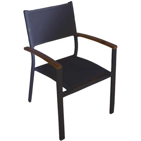 Sedie Da Giardino In Teck.Sedia Da Giardino In Teak E Alluminio 57x68 Moia Cht 54