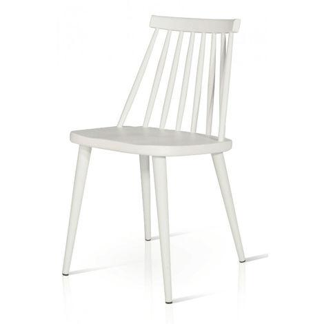Sedia con braccioli Thonet in massello di frassino in finitura noce chiaro anticato e seduta in paglia di Vienna L50XPR43XH89 cm