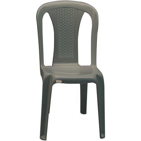 Sedie Plastica Per Giardino.Sedia Gala Impilabile Sedia Da Giardino In Plastica Confezione Da 2 Pezzi