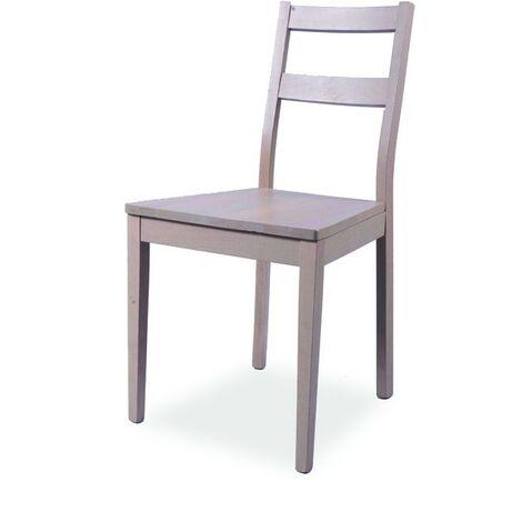 Sedia in legno di faggio massello | IDFdesign