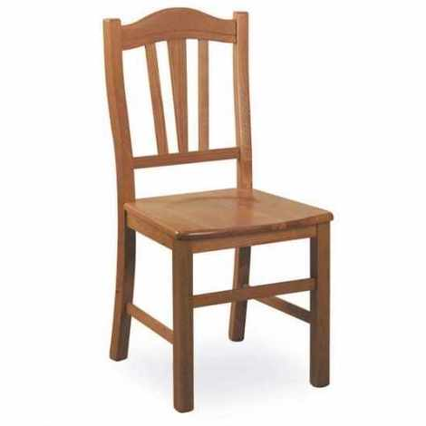 Sedie In Legno Arte Povera.Sedia In Legno In Stile Arte Povera Per Sala Da Pranzo E Cucina Silvana