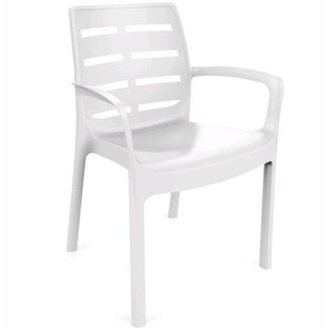 Sedie In Resina Colorate.Sedia Resina Impilabile Al Miglior Prezzo