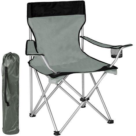 Sedie Pieghevoli Da Spiaggia.Sedia Pieghevole Da Campeggio Con Borsa Camping Sedia Spiaggia Da
