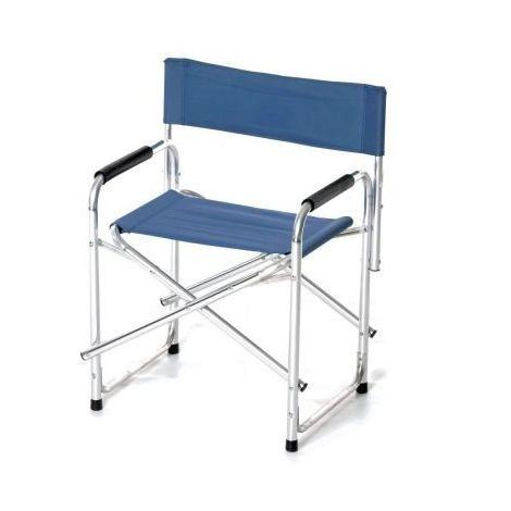Sedia Regista Alluminio Offerte.Sedia Regista In Alluminio Pieghevole Tomaino