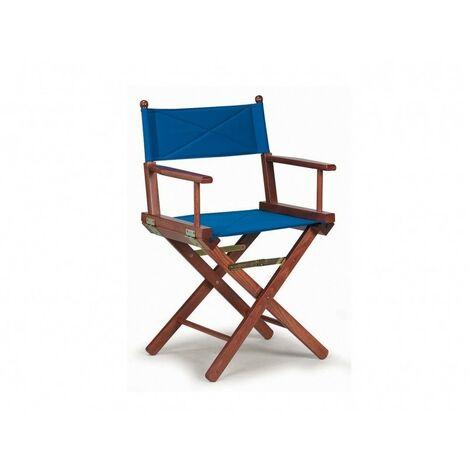 Ricambi Teli Sedie Regista.Sedia Regista Tessuto Blu Set 2 Pezzi Eur 21