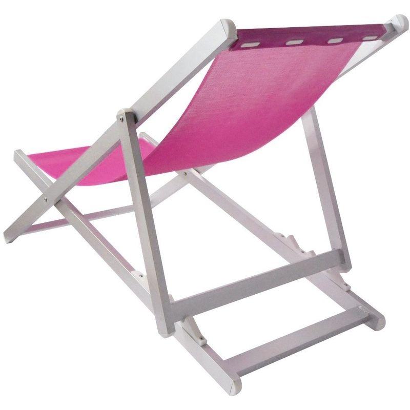 Sedia A Sdraio Pieghevole.Sedia Sdraio Pieghevole 3 Posizioni Alluminio Mod Soverato In Textilene
