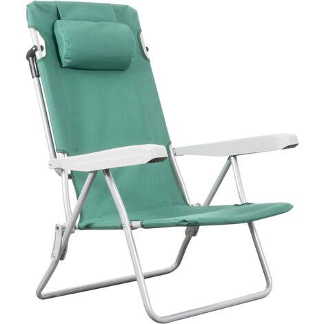 Beautissu Set di 2 Cuscini per Sedia a Sdraio Flair HL 120x50x8cm Extra Comfort per sedie reclinabili spiaggine e poltrone Blu Scuro