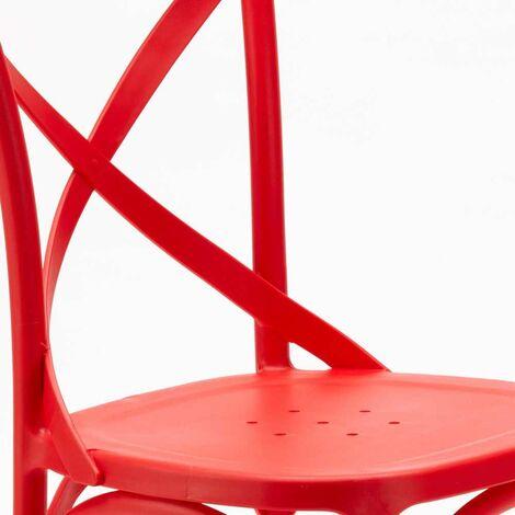 Sedie In Polipropilene Colorate.Sedie Cucina Bar In Polipropilene Vintage Paesana Esterni Ed