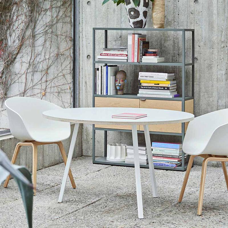 Sedie Design Scandinavo Metallo Effetto Legno DEXER per Bar e Cucina