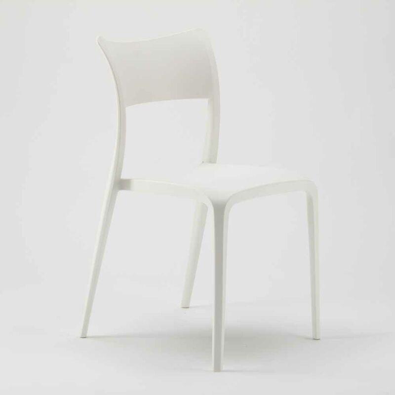 Sedie In Polipropilene Per Cucina Bar Ristorante E Giardino PARISIENNE
