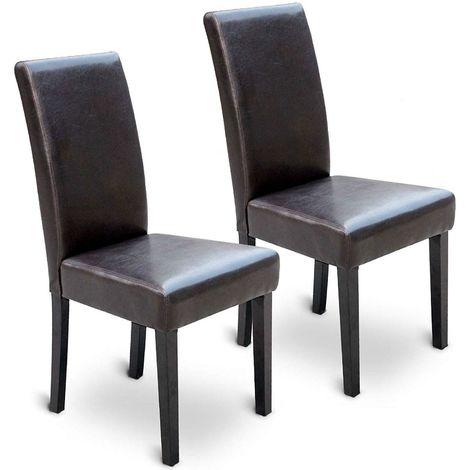 Sedie In Ecopelle Colorate.Sedie Moderne Al Miglior Prezzo