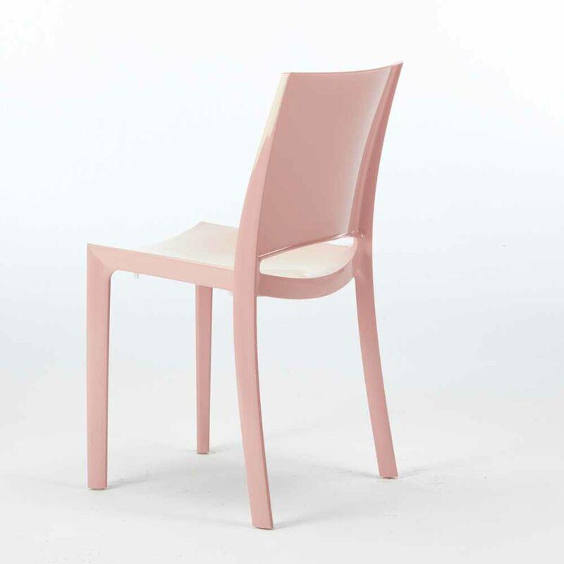 Sedie Per Cucina E Bar Grand Soleil SUNSHINE Design Moderno esterni ed  interni giardino | Rosa