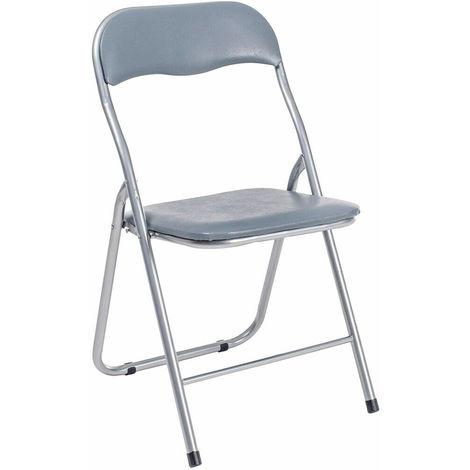 altezza standard di una sedia pieghevole
