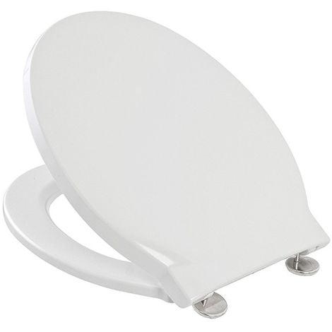 Sedile Copri Wc Dolomite.Sedile Copriwc Per Dolomite Dedicato Linea Quarzo In Termoindurente Bianco 100182