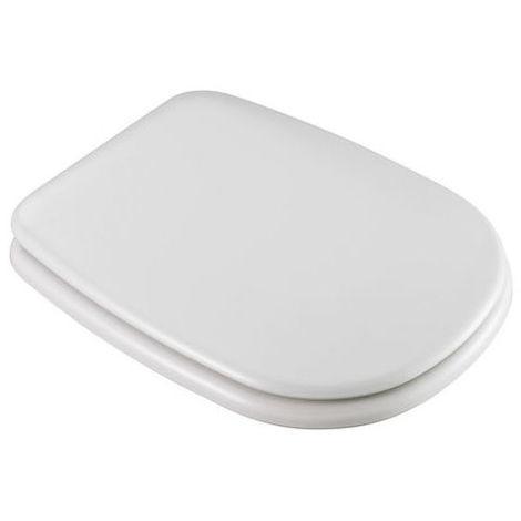 Ideal Standard Tesi Sedile.Sedile Pesante Per Wc Modello Tesi Classic I S Colore Bianco Europeo Idstesi