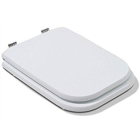 Sedile Wc Copriwater Bianco Ideal Standard Conca.Sedile Wc Copri Water Per Mod Vaso Conca Ideal Standard