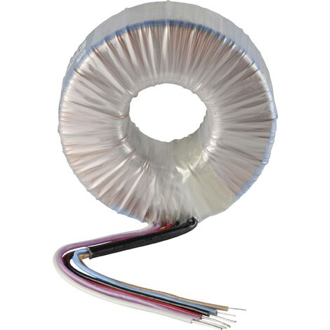 Sedlbauer 858741 Transformateur torique 1 x 230 V 2 x 30 V/AC 300 VA 5.00 A S96676