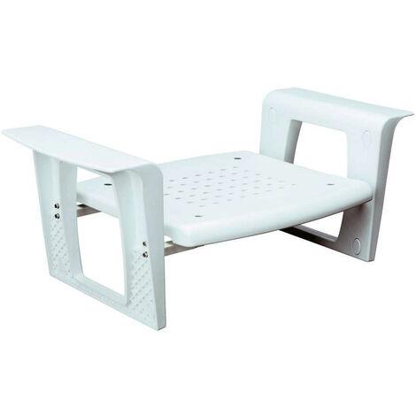 Seduta per Vasca Regolabile Universale Sedile Bagno Safe Medium Metaform
