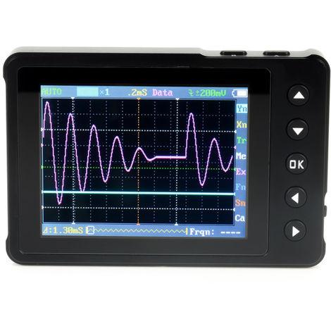 Seeed 109990013 DSO Nano v3 Digital Oscilloscope