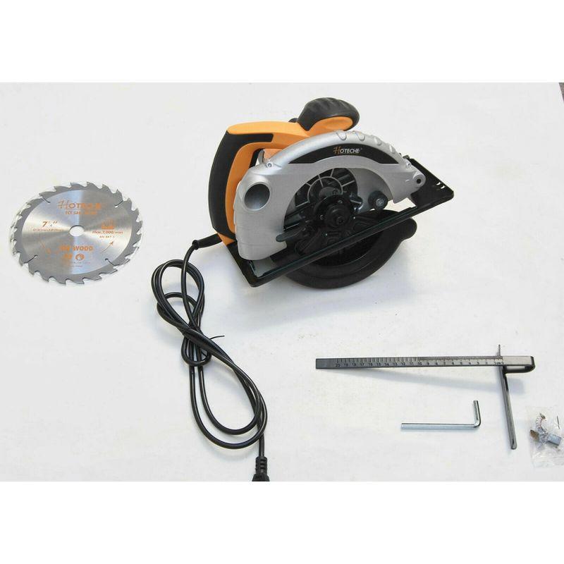 Sega circolare elettrica 1300 w disco lama 185 mm for Lama arredamenti