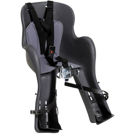 Seggiolino anteriore bici HTP da manubrio Kiki CS 202 A STD aggancio incluso