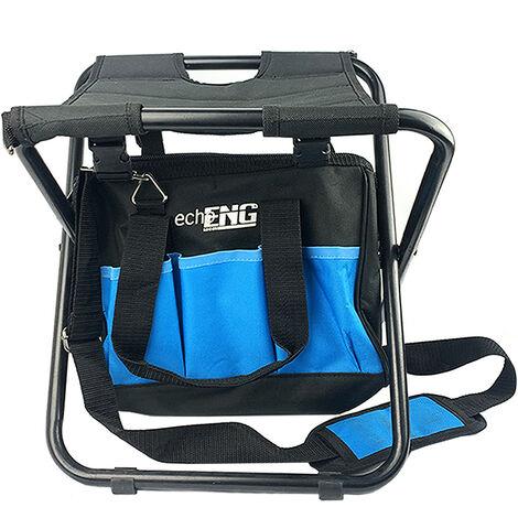 Seggiolino con borsa seduta porta oggetti sediolino panchetto UM 90 BU40