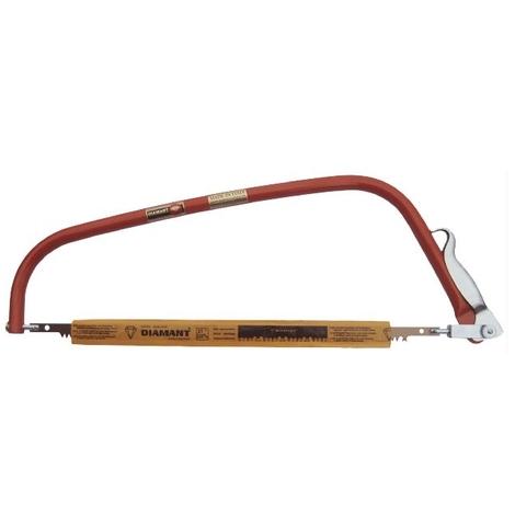 Seghetto Segoncino Sega 533 mm ad arco girevole e lama orientabile mod. Mignon