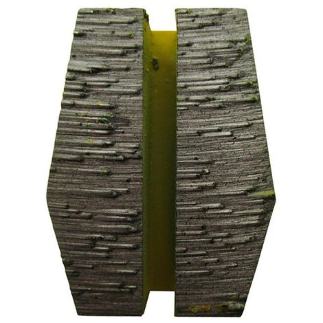 Segment de ponçage diamanté Gr 40 fixation Schwamborn - béton très dur ou chape - Diamwood