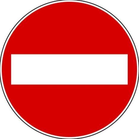 Risultato immagini per divieto di accesso