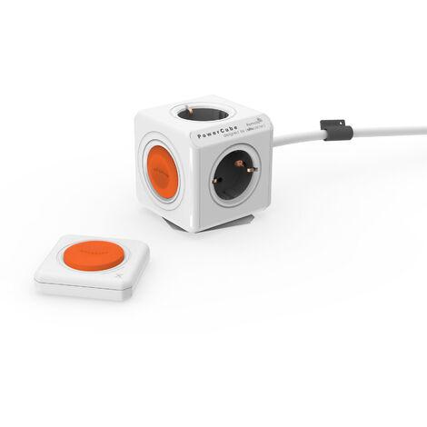 SEGULA PowerCube, 4 prises de courant et commande à distance