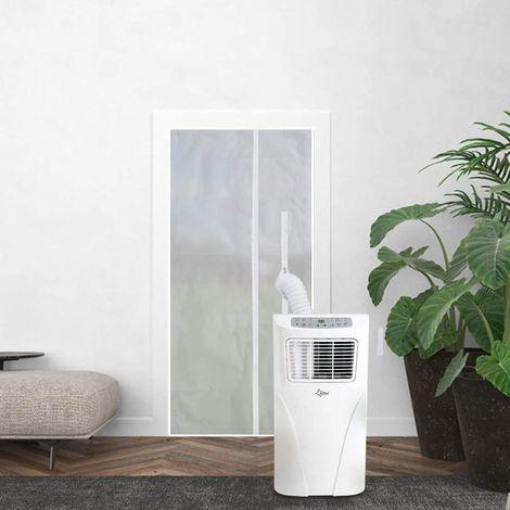 Sekey Calfeutrage Fenêtres pour Climatiseur Mobile et Sèche-Linge - Fonctionne avec Toutes Les Unités de Climatisation Mobiles, Installation Facile