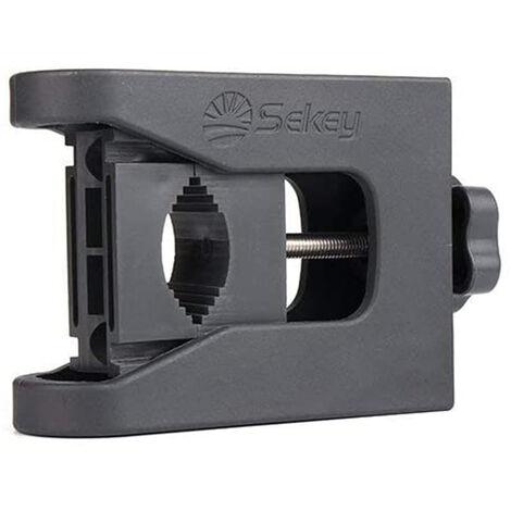 Sekey Support pour Parasol de Balcon de rambardes Pied de Parasol Socle Parapluie Parasol Diamètre de 16-30 mm