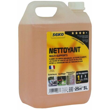 Seko Nettoyant Multi Supports 5l - SEKO