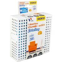 Sekobag absorbeur 2x150gr + Box blanche