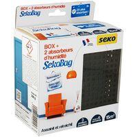 Sekobag Absorbeur 2x150gr + Box Noire