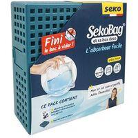 SEKOBAG BOX PLAST BLEU&ABS150G