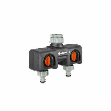 Sélecteur 2 circuits d'arrosage GARDENA 8193-20