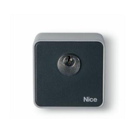 Sélecteur / Contacteur à clé cylindre standard - NICE - - EKS.