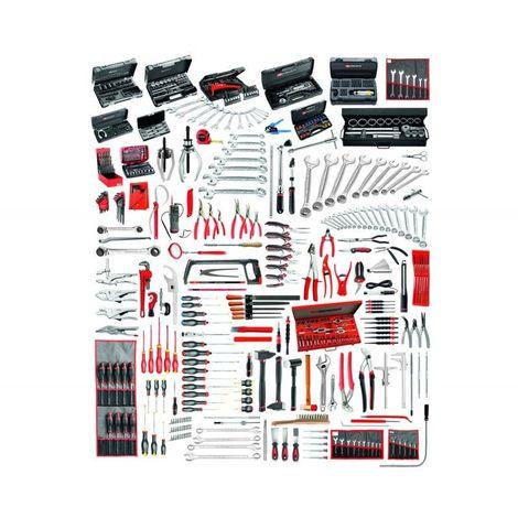 Sélection de 527 outils FACOM pour mécanique générale - CM.160A