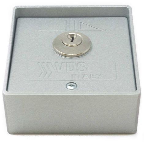 Selector de llave en aluminio