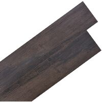 Self-adhesive PVC Flooring Planks 5.02 m² Oak Dark Grey