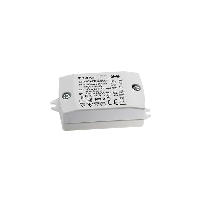 Driver de LED à tension constante à courant constant Self Electronics