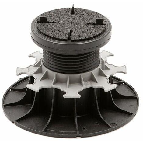 Self-leveling pedestal 95 155 mm for slabs, tiles or ceramics - Jouplast