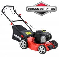 Self-propelled Petrol Rotary Mower with a 125cc Briggs & Stratton Engine