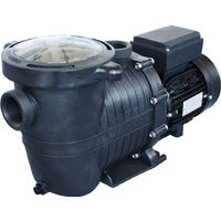 Self-starter 1.5HP pump with pre-filter - 21.6m3/h
