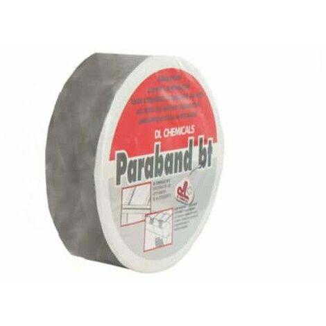 Sellado de butilo cinta adhesiva DL Chemicals Alu 50mm x 10m