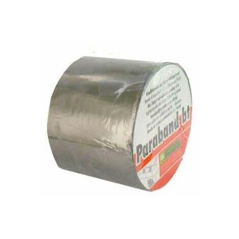 Sellado de butilo cinta adhesiva DL Chemicals aluminio de 100 mm x 10 m