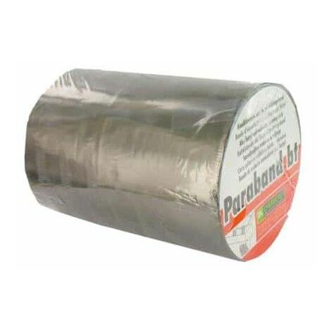 Sellado de butilo cinta adhesiva DL Chemicals aluminio de 200 mm x 10 m